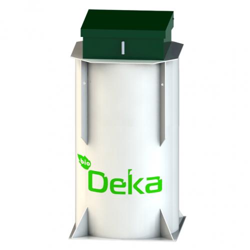 Септик BioDeka-5 П-800 до 5 чел.